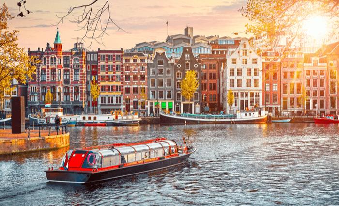 Ταξίδι στο Άμστερνταμ