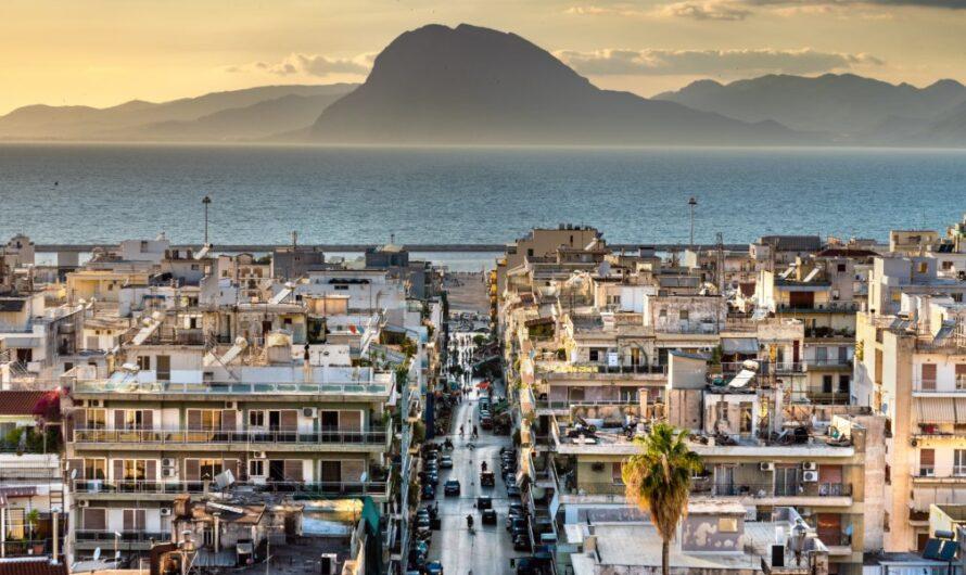 Πάτρα – Πύλη στη Μεσόγειο